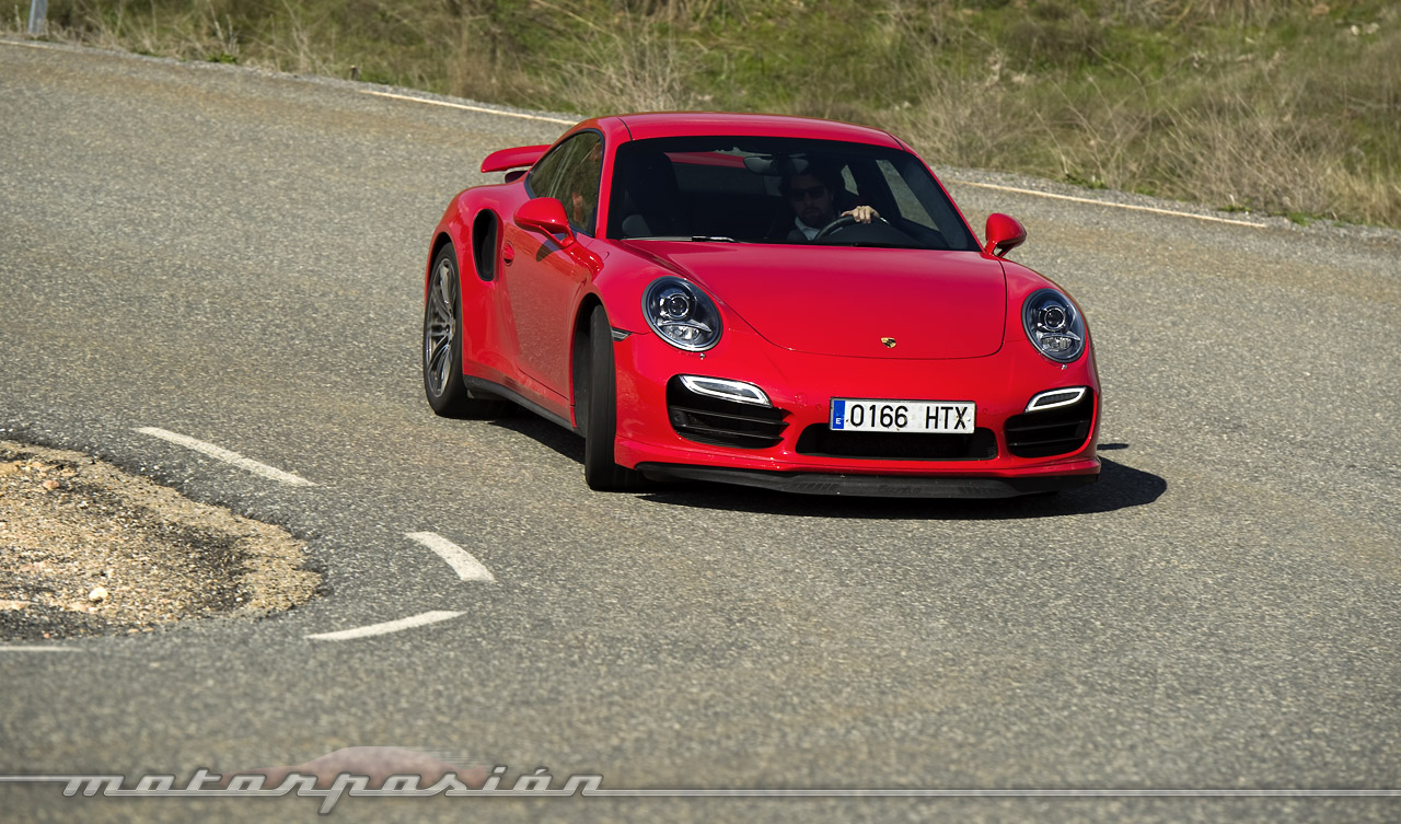 Foto de Porsche 911 Turbo (prueba) (11/33)