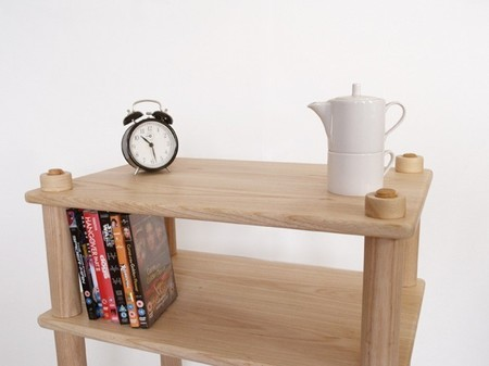 Freeform, mobiliario inspirado en los juegos de construcciones de los niños