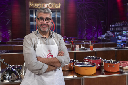 'Masterchef Celebrity': Florentino Fernández es tachado de homofobia por sus chistes en el concurso de TVE
