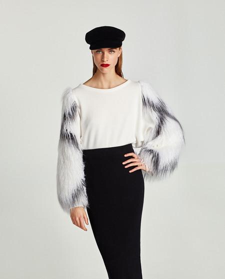 7 sudaderas Alta Costura de Zara por las que también suspiraría Olivia Palermo