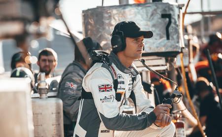 """Andy Soucek ante la temporada 2019 con Bentley: """"En mis planes de futuro está correr las 24 Horas de Le Mans"""""""