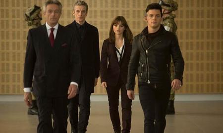 'Doctor Who' y la deconstrucción del Doctor y Clara