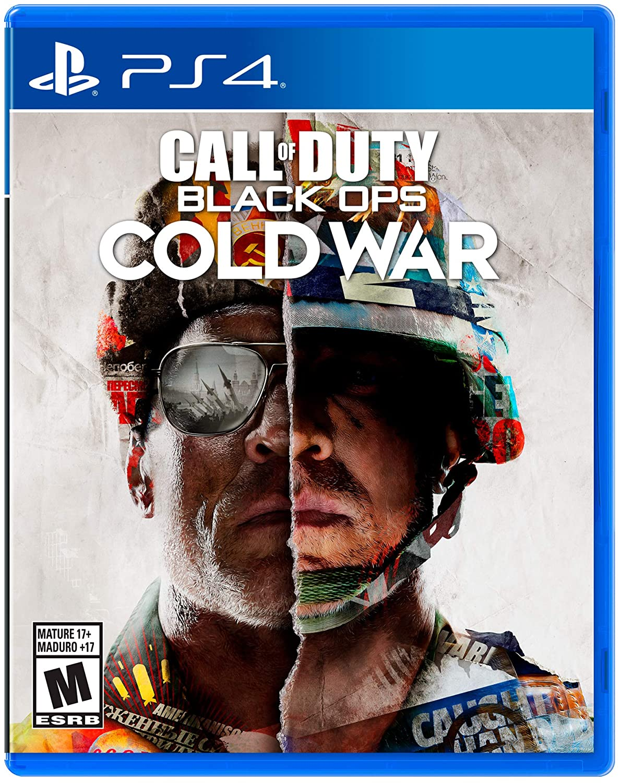 Call of Duty: Black Ops Cold War para PlayStation 4 (compatible con PlayStation 5)