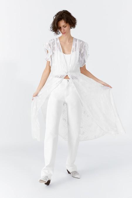 Zara Blanco Verano 2019 06