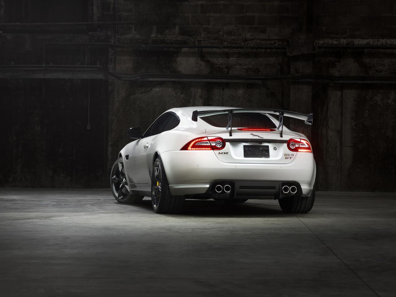 Foto de Jaguar XKR-S GT (4/20)