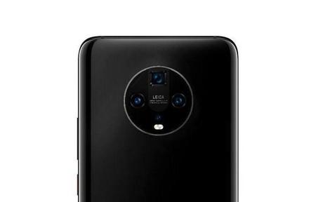 El Huawei Mate 30 Pro cambiaría su aspecto con un nuevo módulo fotográfico circular de cuatro cámaras