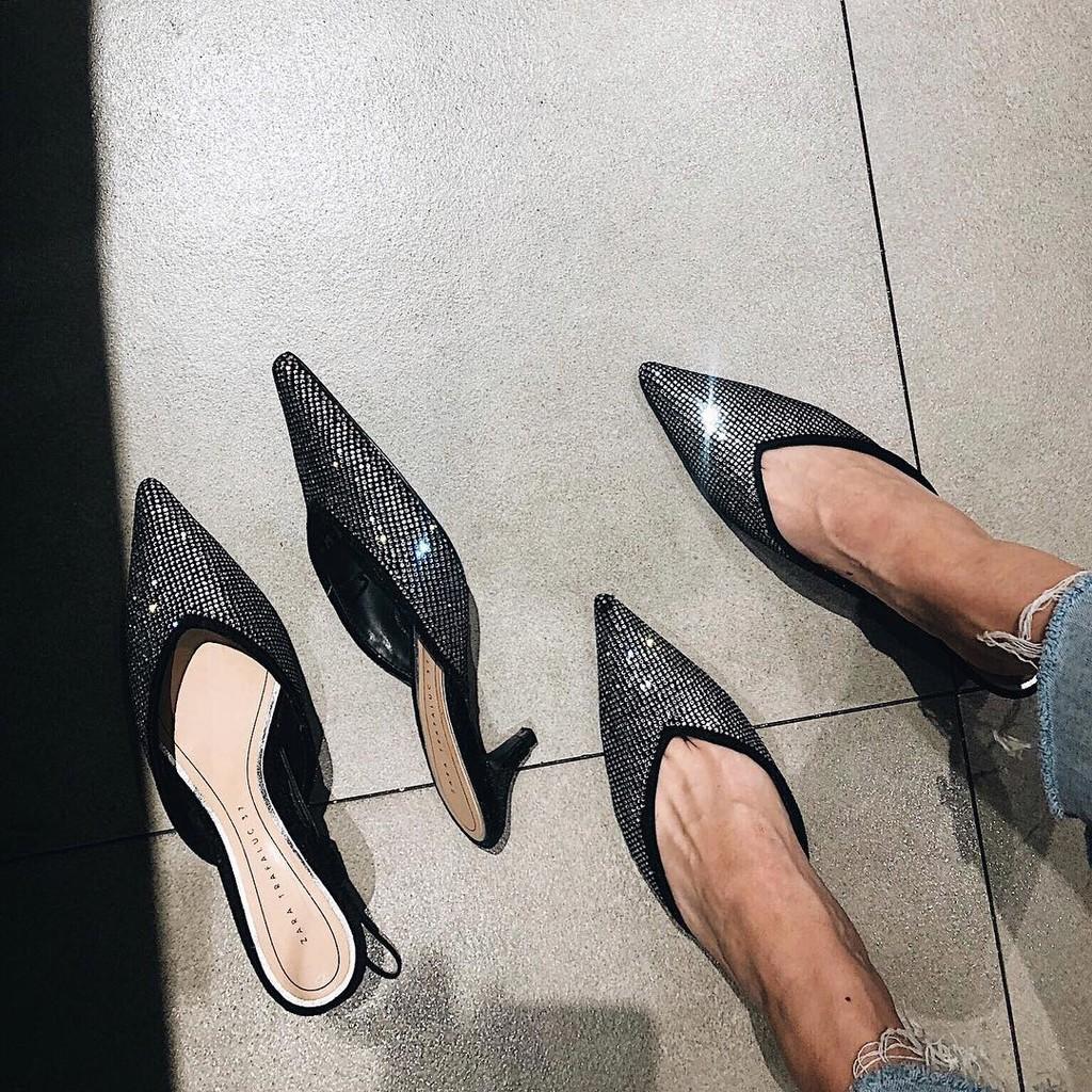 hot sale online a3361 6a5e7 En las rebajas de Zara puedes encontrar 20 zapatos por menos de 20 euros    Trendencias   Bloglovin