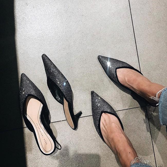 En las rebajas de Zara puedes encontrar 20 zapatos por menos de 20 euros