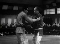 'La Leyenda del Gran Judo', la primera película de Akira Kurosawa
