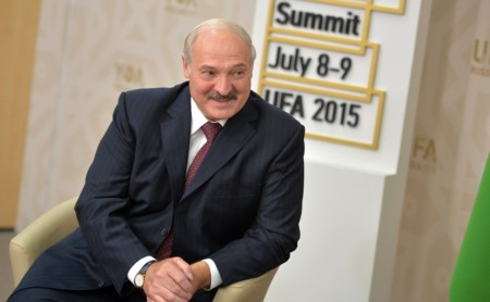 Vladimir Putin And Aleksandr Lukashenko Brics Summit 2015 04