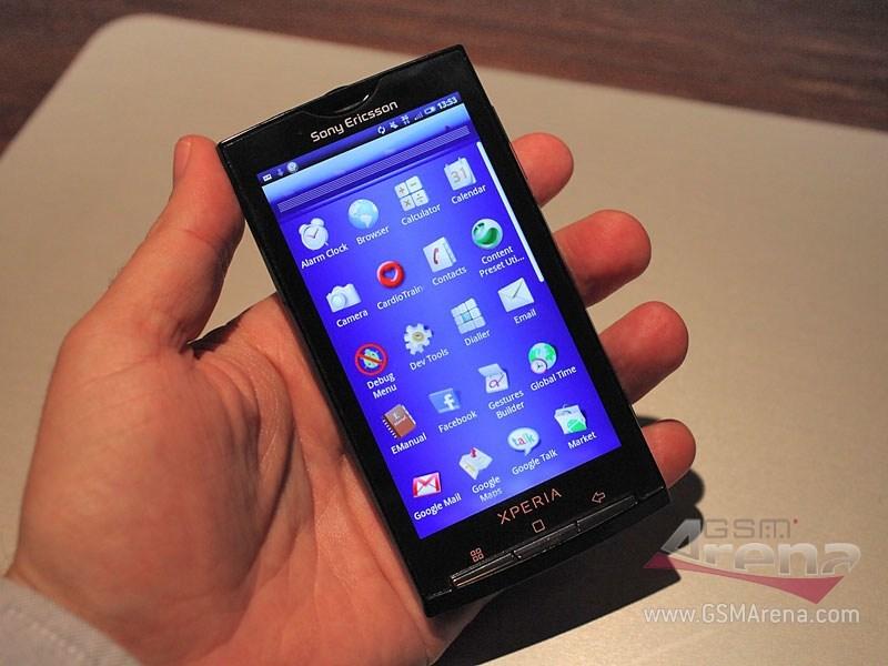 Foto de Sony Ericsson Xperia X10, diferentes medios (11/15)