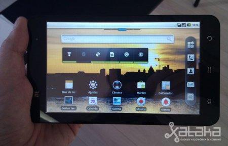 ZTE V9, primeras impresiones de este tablet ¿barato?