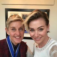 Ellen DeGeneres recibe la medalla de la libertad de Obama y se marca el mejor #MannequinChallenge visto