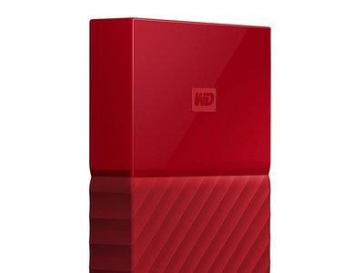 Disco duro externo portátil WD My Passport, con 1TB de capacidad, por 59,99 euros y envío gratis