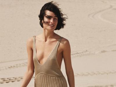 Los maxi vestidos más ideales de Zara ¡los querrás todos!