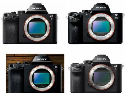 ¿Qué Sony A7 me conviene más? Una comparativa para no perderse entre especificaciones