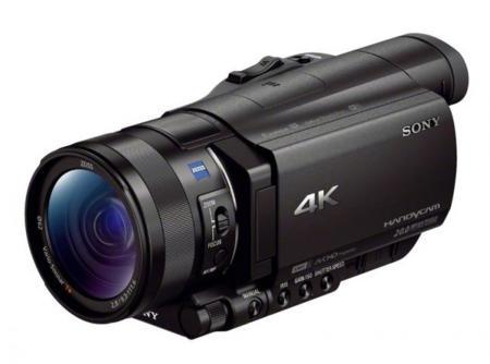Sony 4K consumo