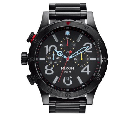 Nixon estrena cronómetro, The 48/20 Chrono