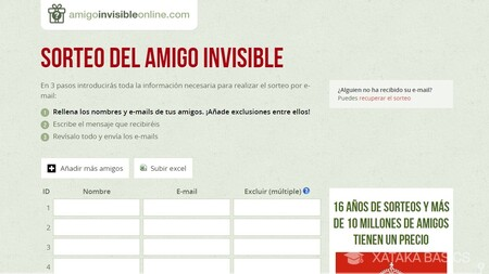 Amigoinvisible