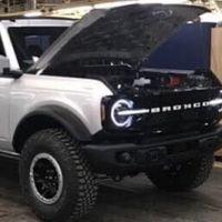 ¡Filtrado! El Ford Bronco se escapa en carrocería de dos y cuatro puertas