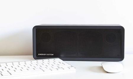 Análisis del altavoz Bluetooth Energy Music Box 9 de Energy Sistem: completo hasta decir basta