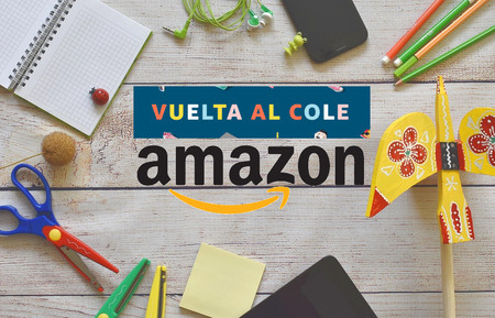 Vuelta al cole en Amazon: 10 euros de regalo, por compras superiores a 90 euros, en libros de primaria y secundaria