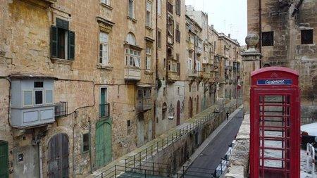 Malta y su legado anglosajón