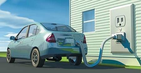 General Motors e Iberdrola estudian una red de recarga para vehículos eléctricos en España