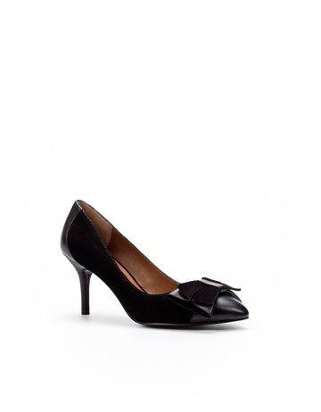 zapato zara lazo