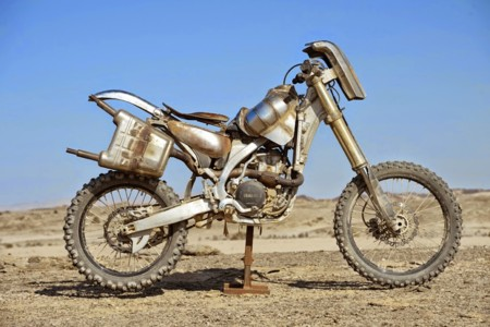 Yamaha YZ250F 5/6