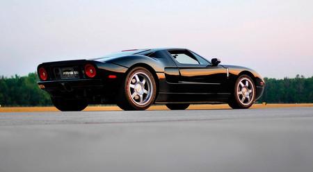 Este Ford GT de preproducción, completamente legal para carretera, sale a subasta... y no va a ser barato