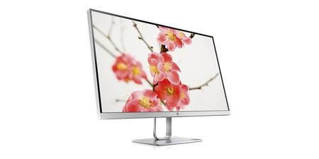 HP Pavilion 27q: un monitor con un diseño muy cuidado y resolución QHD por 279 euros sólo hoy, en Amazon
