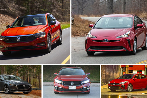 Toyota Prius vs. Volkswagen Jetta y similares: Un híbrido a precio de compacto regular