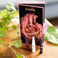 Babor extrae todo el poder de la rosa con las nuevas ampollas antiedad Grand Cru Ampoule Concentrates