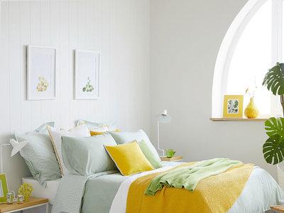 Si quieres una casa realmente primaveral renuévala con estos 17 complementos textiles