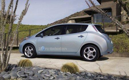 A Nissan no le salen las cuentas con el Leaf en EE.UU