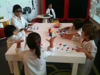 En junio de 2014 habrá talleres para que los peques descubran la ciencia en la zona infantil de La Vaguada