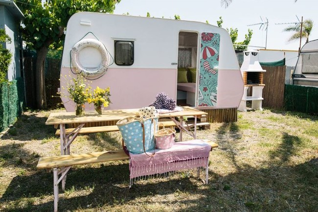 Camping Miramar Caravanas Vintag 3