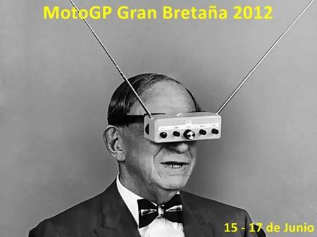 MotoGP Gran Bretaña 2012: Dónde verlo por televisión