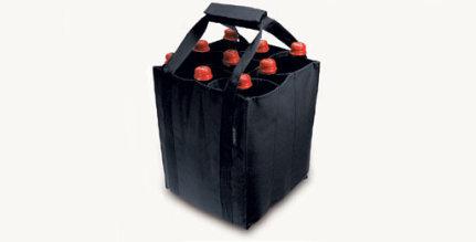 Bolso para botellas