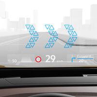 Volkswagen integrará por primera vez un Head Up Display de realidad aumentada en algunos modelos