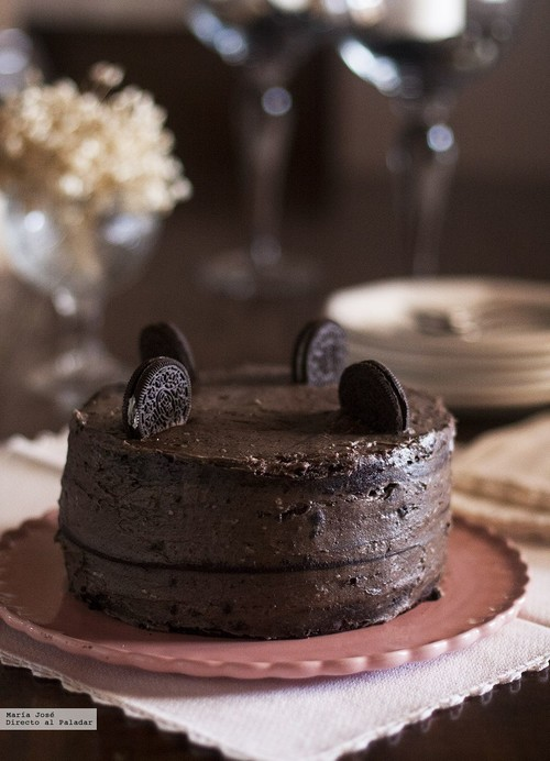 Receta de Oreo Cake