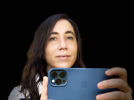 iPhone 12 Pro Max - Modo retrato con efecto