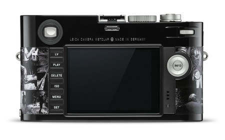 Leica M Monochrom Signature Andy Summers 2