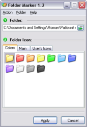 Folder Maker, para personalizar carpetas