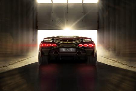 Lamborghini Sian 11