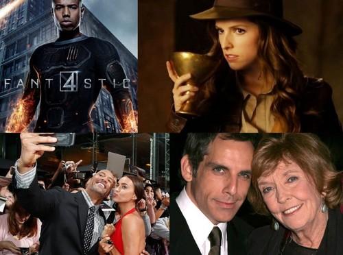Hay más cine ahí fuera | Fans racistas, humor solidario, homenajes y récord de selfies
