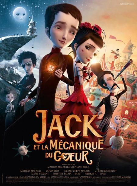 La mecánica del corazón, la nueva perla animada del cine francés llega a nuestras pantallas