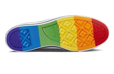 Converse Rainbow Sole
