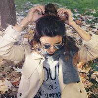 9 formas de lucir un moño en medio recogido, el peinado de moda